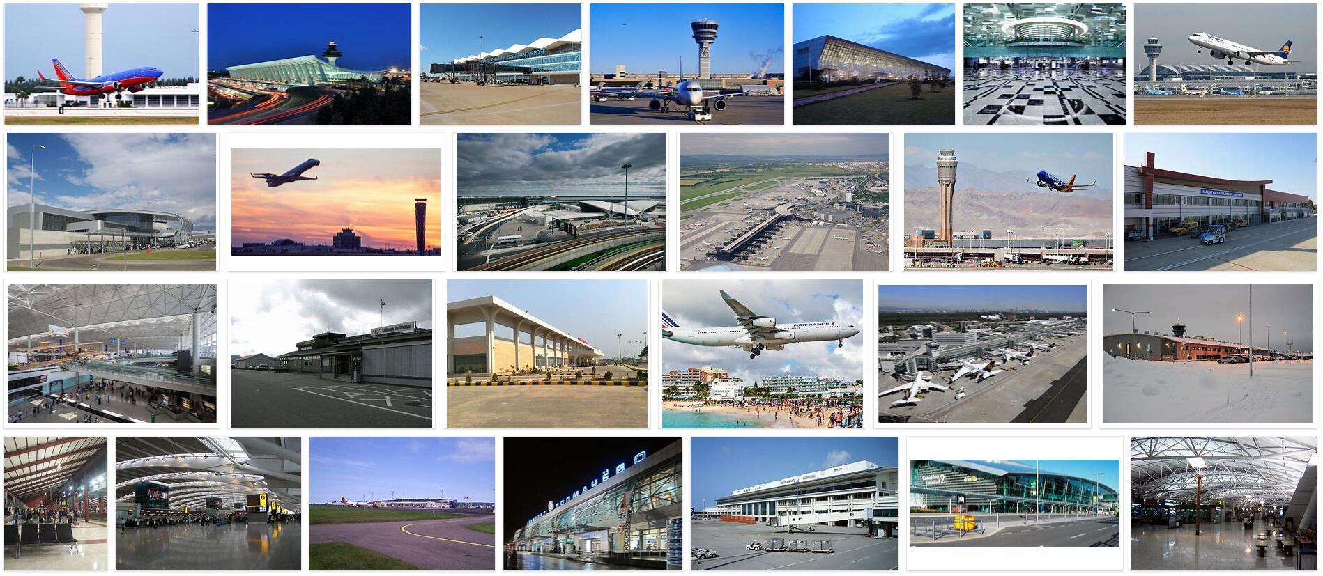 Airport Definitions - Definition Explorer