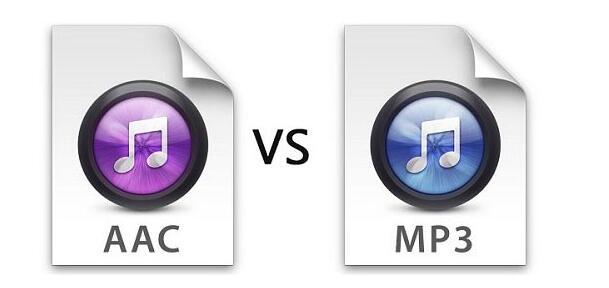 MP3 versus AAC