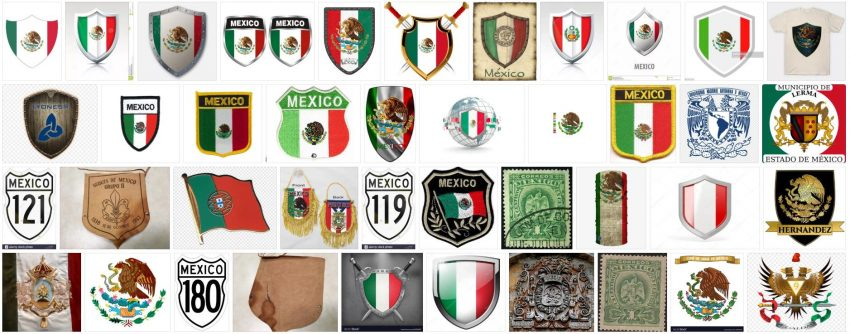 What is the Shield of Mexico