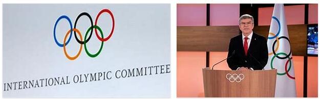 IOC - International Olympic Committee